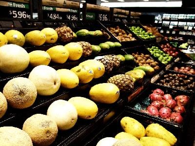 Photo fruits. THE DANGERS OF A FAST FOOD DIET - Manhattan Gastroenterology is New York