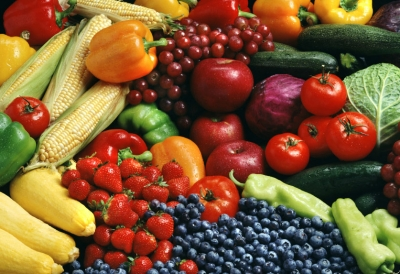 Photo colorful fruits vegetables - Manhattan Gastroenterology is New York